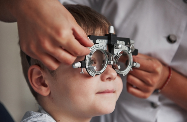 Children's Vision Clinic